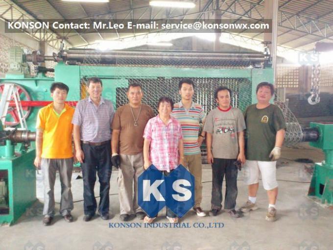 Konson Industrial Co , Ltd