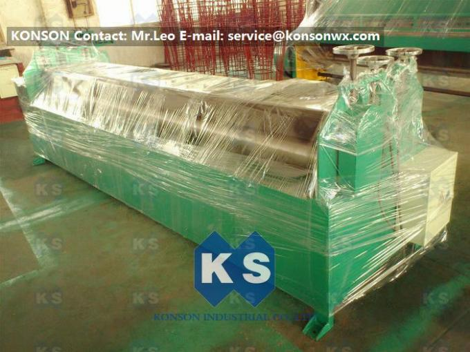 Heavy Duty Gabion Mesh Machine 4300mm For Making Hexagonal Wire Netting High Efficiency