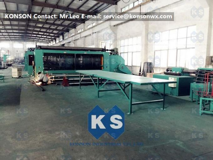 Heavy Hexagonal Wire Netting Machine For Making Double Twist Gabion Boxes