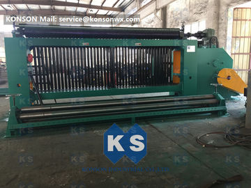 China Automatic Oil System Gabion Wire Mesh Machine Overload Protect Clutch High Efficiency supplier