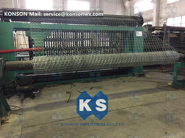 China High Efficiency Hexagonal Wire Netting Machine Automatic Spring Coiling Machine supplier