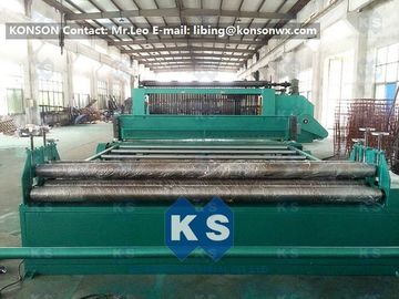 China Heavy Duty Gabion Mesh Machine 4300mm For Making Hexagonal Wire Netting High Efficiency supplier