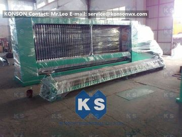 China 4300mm Max Width Gabion Machine Automatic Hexagonal Wire Mesh Line supplier
