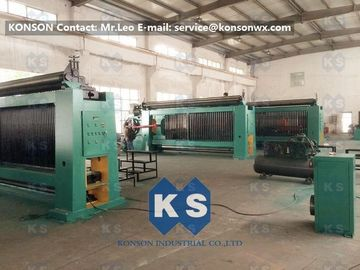 Galvanised Wire Mesh / Hexagonal Wire Netting Machine Double Twist / Five Twist