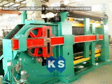 High Speed Automated Gabion Box Machine / Gabion Production Line
