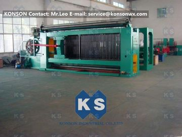 China Heavy Duty Gabion Box Machine / Hexagonal Wire Netting Machine With CE supplier