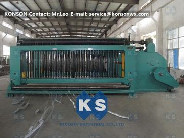 China High Efficiency Automatic Hexagonal Wire Mesh Machine Gabion Production Line supplier