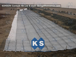 China Hot Dip Galvanized Hexagonal Wire Mesh Gabion Boxes For Water And Soil Erosion Preventing supplier