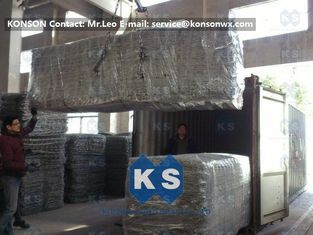 China Double Twisted Hexagonal Wire Mesh Hot-Dip Wire Galvanized Gabion Boxes supplier