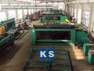 China 2m X 1m X 1m Gabion Machine Reno Mattress Machine Edge Winding Up Machine factory