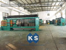 China Automated Stop Gabion Mesh Machine For 2.2mm Galvanized Wire Gabion Mattress factory