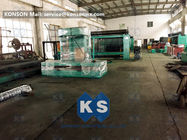 China 2.2mm Gabion Machine Galvanized Wire Gabion Mattress PLC Control System 3.5m / Min factory