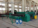PLC Control Gabion Making Machine With Overload Protect Clutch Optional Wire Size