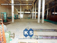 Double Twist Automatic PLC Control Gabion Production Line Infrared Ray Safety