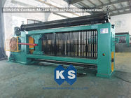 Custom Hexagonal Wire Mesh Gabion Box Machine With Max Wire Dia 3200mm