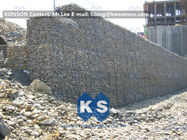 China Galvanized Wire Gabion Mesh Errosion Control Reno Gabion Mattress 120 x 150mm factory