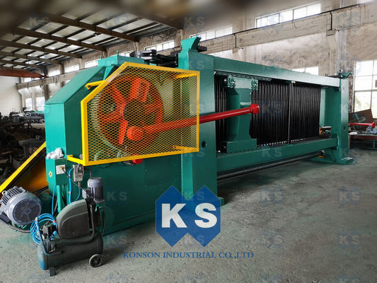 Automatic 60X80mm 3.0mm Hexagonal Wire Mesh Machine