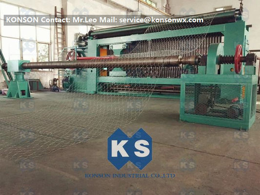 80X100mm Mesh 3.0mm Wire Net Making Machine